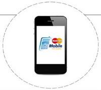 Mobilní aplikace - autor: MasterCard