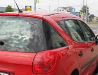 Pozor napredátory vautobazarech - mega poplatek zaposkytnutí úvěru. Nasnímku automobil.
