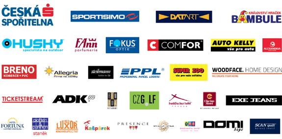 Přehled partnerů programu iBOD