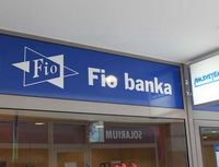 Pobočka Fio banky