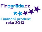 Finparáda.cz - Finanční produkt roku 2013. Nejlepší spořicí a osobní účty, půjčky a hypotéky, pojištění.