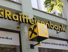 Nabídka účtů pro živnostníky. Na snímku logo Raiffeisenbank.