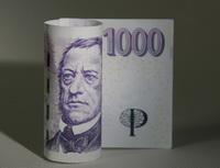 Tisícikorunová bankovka
