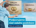 ČSOB přichází se speciální nabídkou pro podnikatele. Na snímku reklama ČSOB.