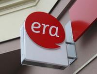 Era/Poštovní spořitelna umožňuje přístup ke zdravotním údajům přes internetové bankovnictví. Na snímku logo Ery.