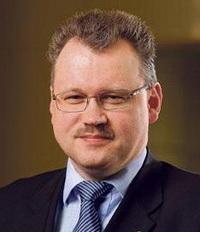 Mário Drosc, generální ředitel Raiffeisenbank vČR
