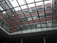 Prosklená střecha
