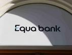 Equa bank přichází na začátku roku s produktovými novinkami. Na snímku logo Equa bank.