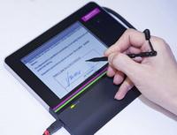 Biometrický podpis