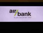 Banky - počty klientů - Air Bank