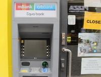 Banky - bankomat
