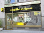 Raiffeisenbank - mobil k účtu