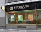 Sberbank nabízí nová konta pro občany, podnikatele a malé firmy. Na snímku pobočka Sberbank.