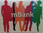mBank nabízí první mPůjčku na zkoušku s 0% úrokem. Na snímku logo mBank.