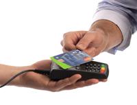 Fio banka nově poskytuje platební terminály a brány prointernetové obchody. Nasnímku platební terminál
