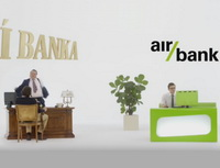 Vy už mě taky - video spot Air Bank