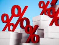 Úrokové sazby uspořicích účtů a termínovaných vkladů