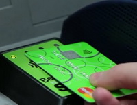 Air Bank - bezkontaktní bankomat