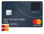 Biometrická platební karta