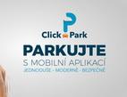 Mobilní aplikace Click Park