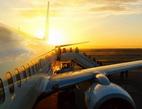 Ilustrativní snímek: Neplacené volno - letadlo
