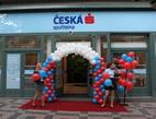 Česká spořitelna - nová pobočka