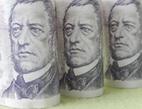 Jak jsou na tom Češi ve vztahu k financím. Na snímku peníze.