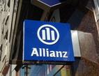 Obrázek. Logo Allianz