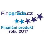 Finparáda.cz - Finanční produkt roku 2017