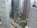 Obrázek: Výškové budovy - finanční centrum Tokia