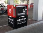 Drive-up bankomat KB