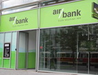 Air Bank - pobočka