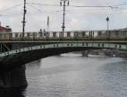 Co dělají banky a pojišťovny pro postižené povodněmi - Na snímku : Most přes Vltavu - Praha