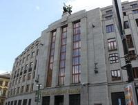 Pád jakých bank by ohrozil Českou republiku podle ČNB? Nasnímku ČNB.