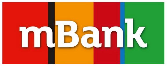 Logo mBank - základní