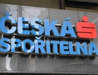Česká spořitelna - spořicí účet a investice