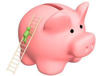 Spořicí účty, termínované vklady