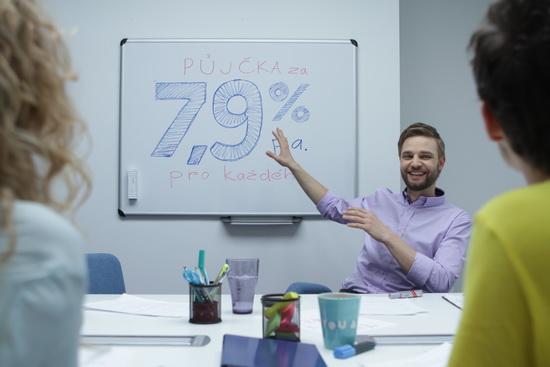 Reklama - ZUNO Bank - půjčka