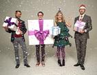 Zuno spouští vánoční kampaň. Jako dárek bude rozdávat cestovní poukazy. Na snímku vizuál vánoční kampaně.