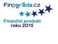 Finparáda - Finanční produkt roku 2015 - Vyhlášení výsledků