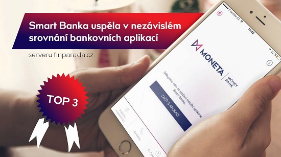 Smart Banka odMONETA Money Bank vhodnocení naFinparádě.cz