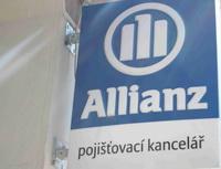Obrázek: Logo Allianz pojišťovny