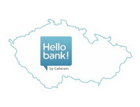 Hello bank! by Cetelem logo