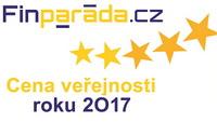 Finparáda.cz - Cena veřejnosti 2017