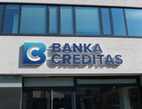 Banka CREDITAS