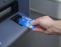 Výběr zbankomatu