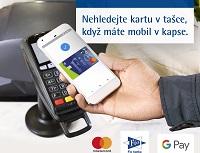Obrázek: Fio banka a Google Pay