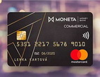 Kreditní karta MONETA