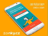 Obrázek: Mobilní aplikace Zonky