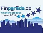 Finparáda.cz - Finanční produkt roku 2018